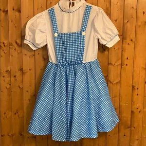 Dorothy costume with wig